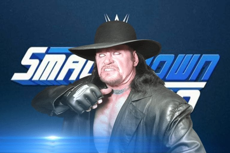 WWE confirm that The Undertaker will come to SmackDown 1000 Episode
