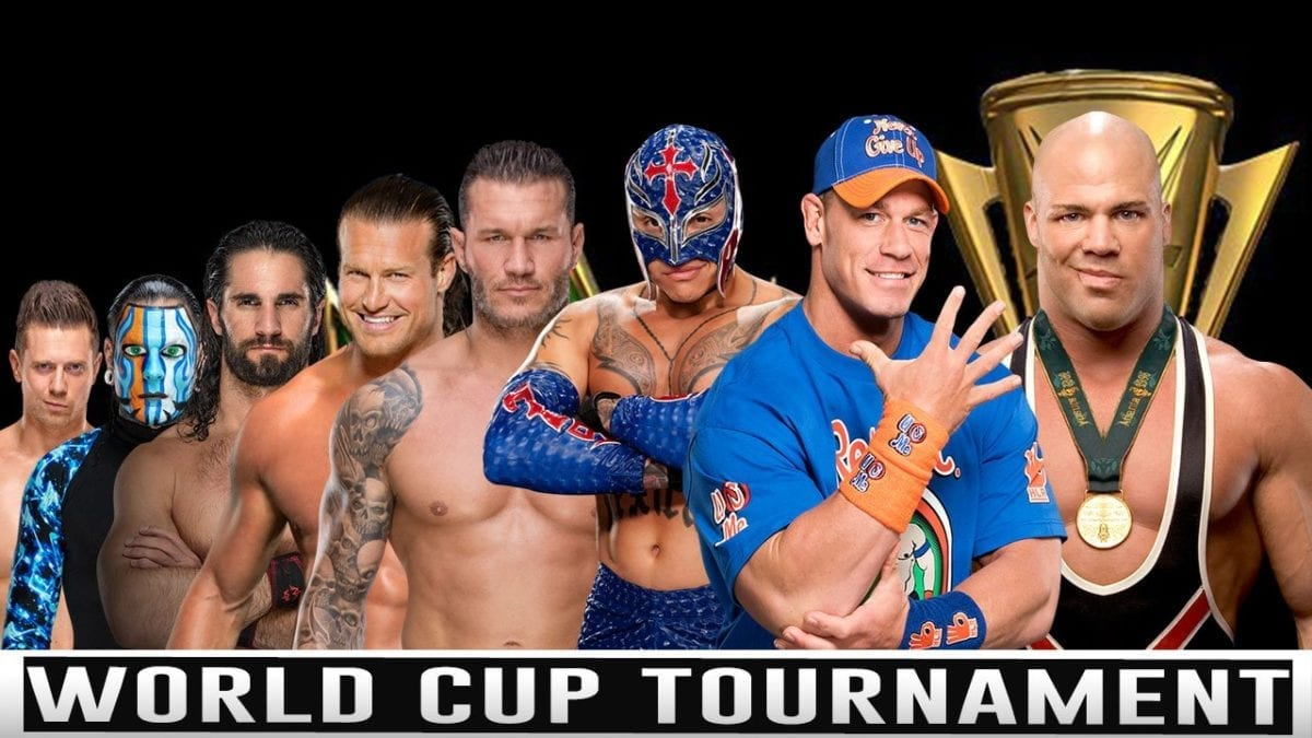 WWE worldcup tournament 2018