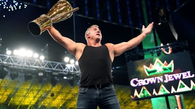 Shane McMahon become first WorldCup winner in WWE history