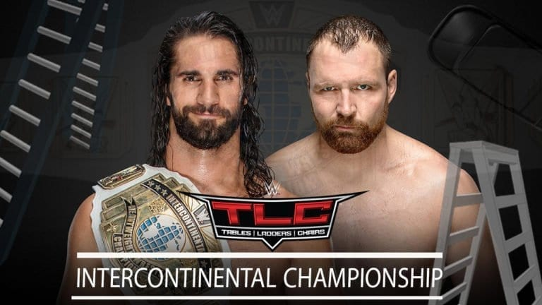 WWE Officially announced Seth Rollins vs Dean Ambrose For Intercontinental Championship At Tlc 2018