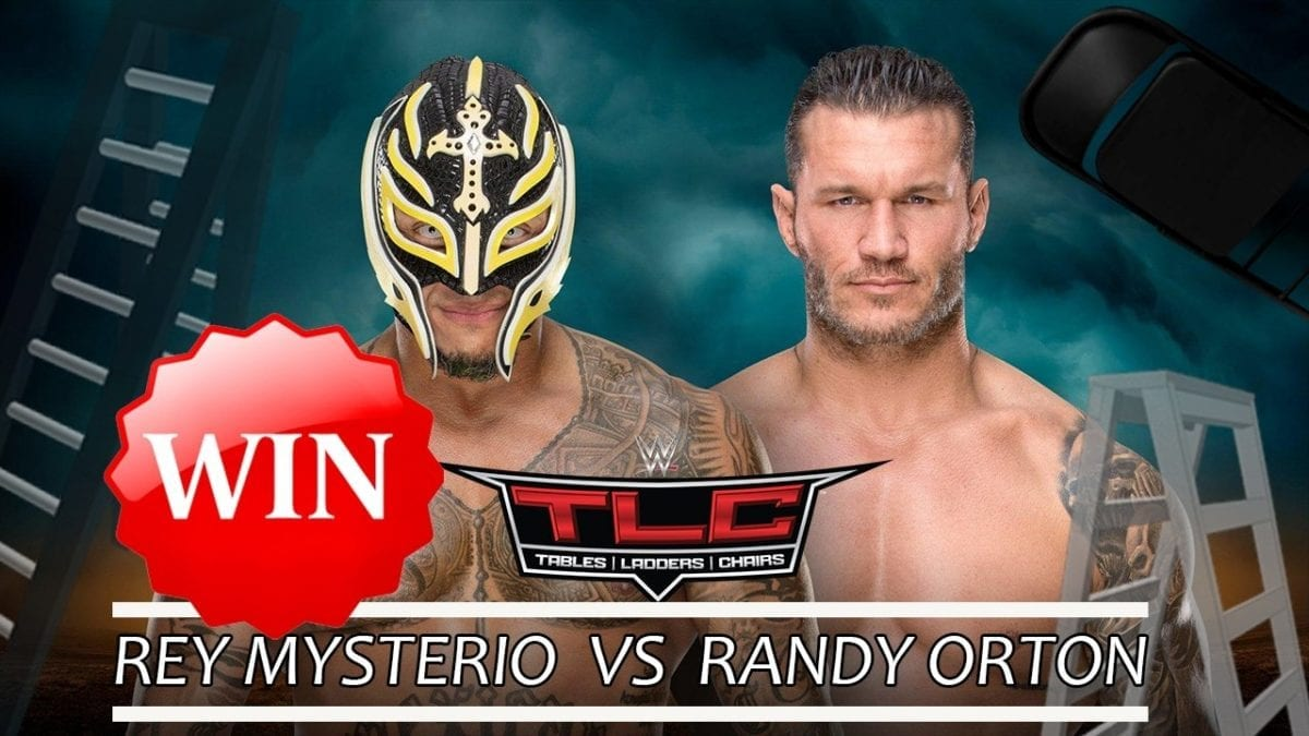 Rey Mysterio def. Randy Orton (Chairs Match)