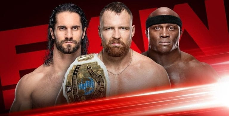 WWE RAW Live Results and Updates- 14 January 2019