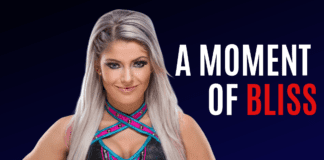 A Moment of Alexa Bliss on Raw