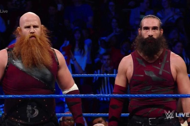 Bludgeon Brother and Sami Zayn among superstars to return to WWE!