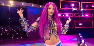 Sasha Banks at Royal Rumble 2019, Sasha Banks,