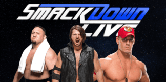 Smackdown 1st Jan 2019 Results
