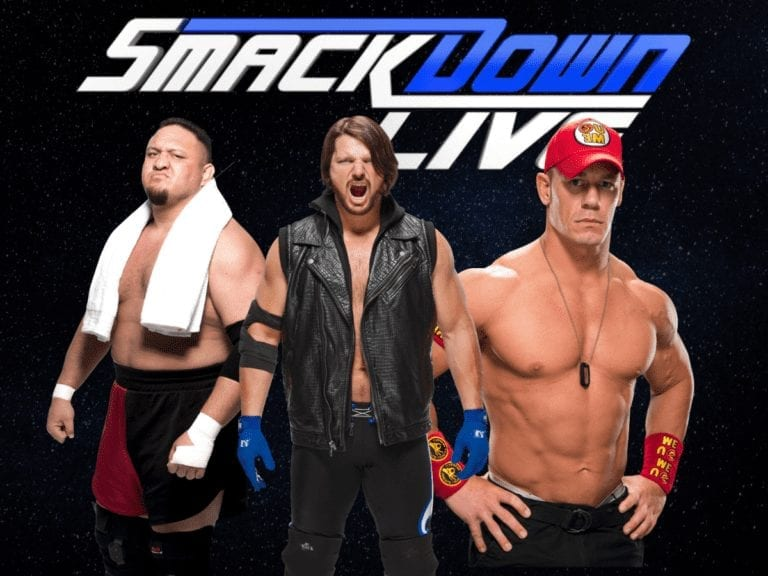 WWE SmackDown Live Results and Updates- 1 January 2019