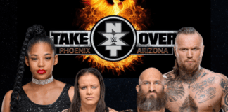 NXT Pheonix Takeover