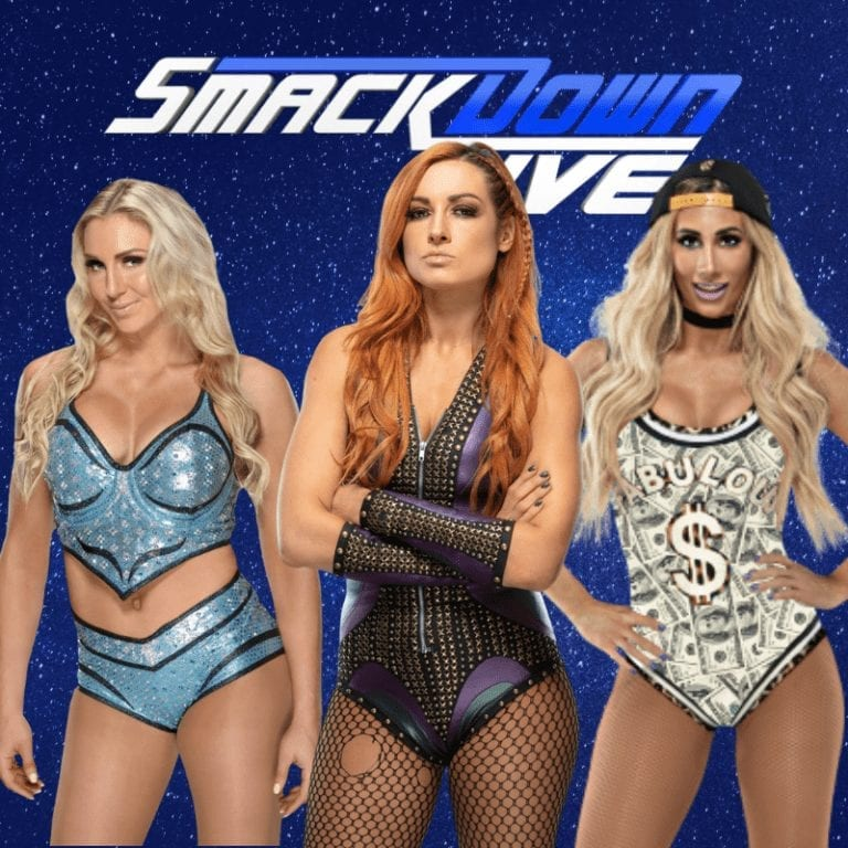 WWE SmackDown Live Results and Updates- 8 January 2019