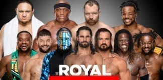 superstars Royal Rumble 2019