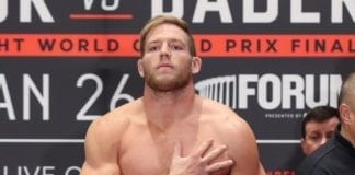 Jack Swagger MMA Debut