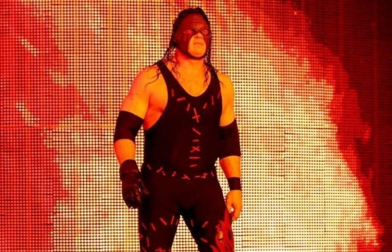 Kane returned to WWE ring at Knoxville Live Event