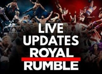 Royal Rumble 2019 Live Update
