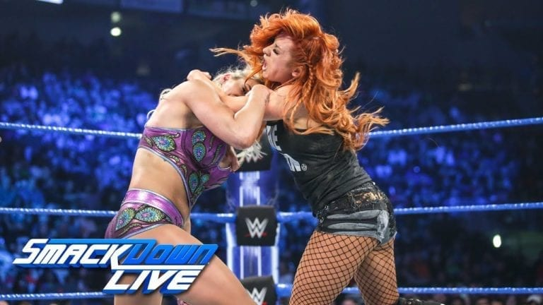 WWE SmackDown Live Results and Updates- 15 January 2019
