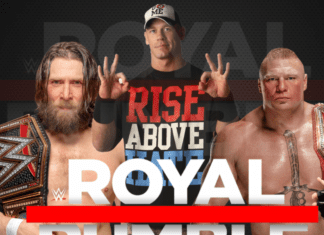 royal rumble 2019 match card