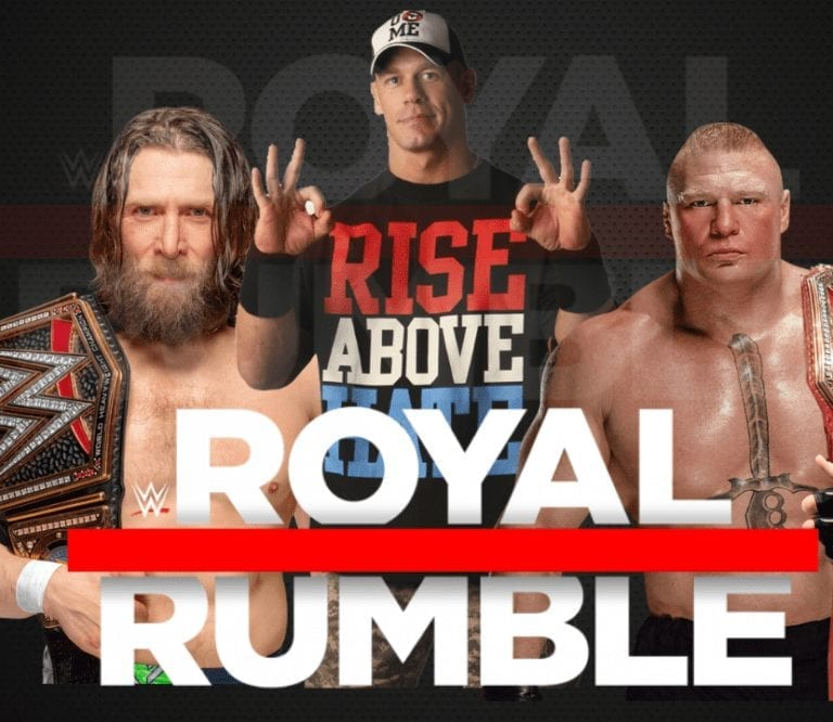WWE Royal Rumble 2019 Full Match Card and Results
