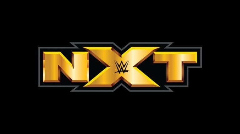 WWE NXT logo poster, NXT Spoilers Results.