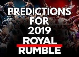 Royal Rumble 2019 Predictions