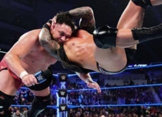 Randy Orton Rko to Samoe Joe