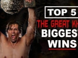 The Great Khali Poster