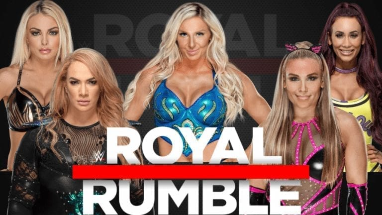 9 more superstars added to Royal Rumble Match Card