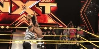 Velveteen Dream NXT North American Championship