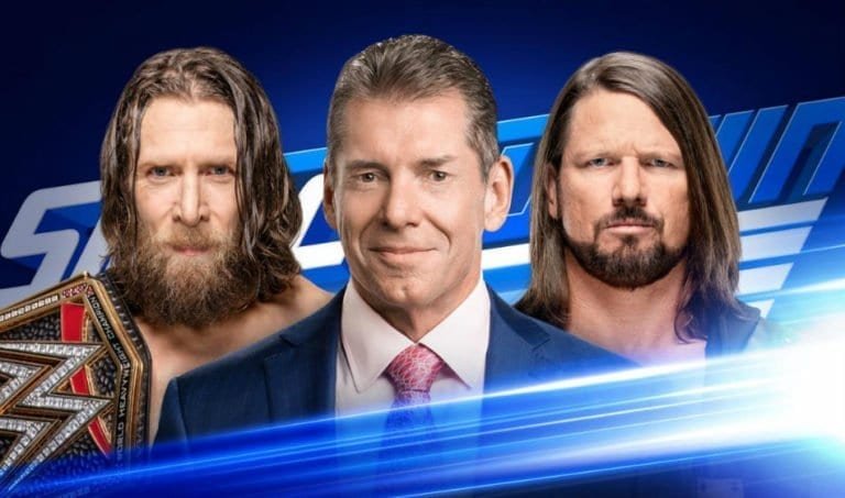 WWE SmackDown Live Results and Updates- 22 January 2019