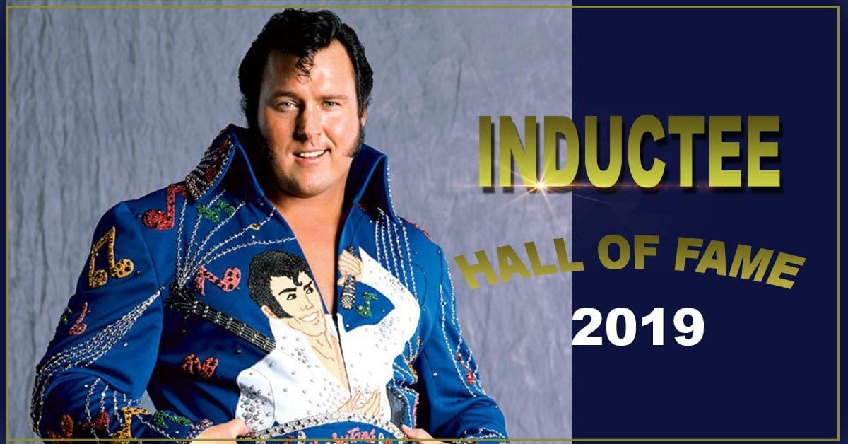 Honky Tonk Man INDUCTEE HALL OF FAME 2019
