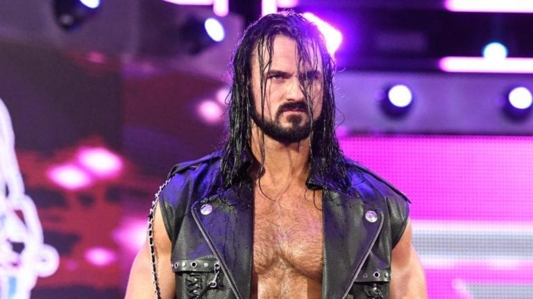 Drew McIntyre Announced For Team Flair at Crown Jewel 2019
