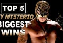 Rey Mysterio is considered the greatest cruiserweight in pro wrestling history. Here we are looking at some of the biggest victories of his career.