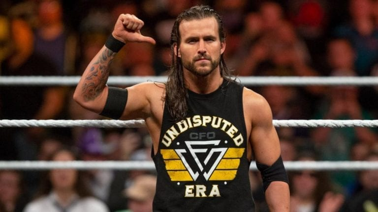 Top WWE NXT Star Adam Cole's Contract Expire Soon After SummerSlam