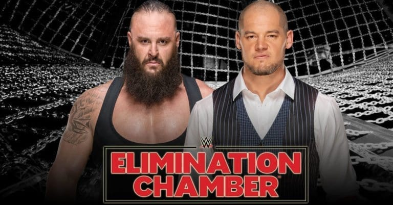 Stipulation added to the Elimination Chamber Match