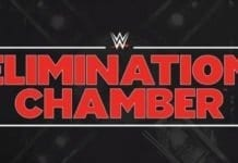 elimination chamber poster