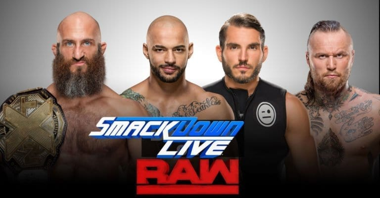 NXT stars debuts on SmackDown now