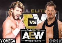 kenny omega vs chris jericho Aew