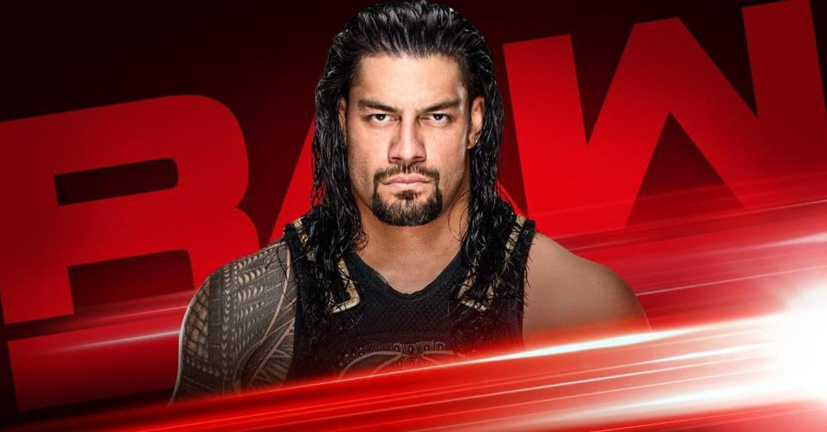 Roman Reigns Returns- RAW 25 February 2019