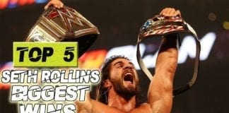 Seth Rollins Top 5 Biggest Wins