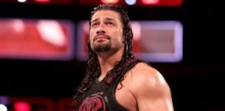 Romans Reigns returning to RAW this week