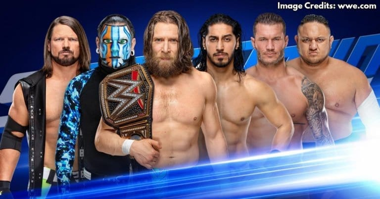 WWE SmackDown Live Results and Updates- 12 February 2019