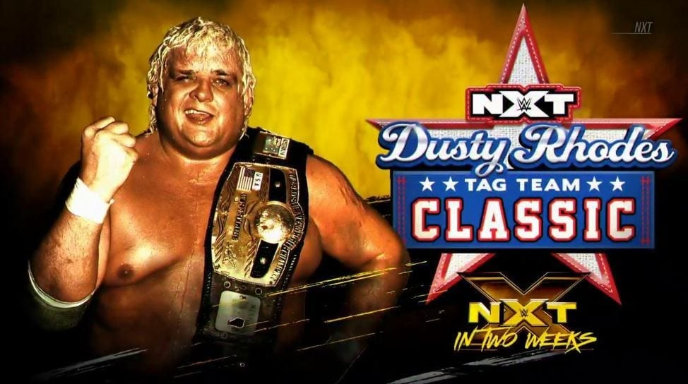 Dusty Rhodes Classic Tag Team Tournament announced for 2019