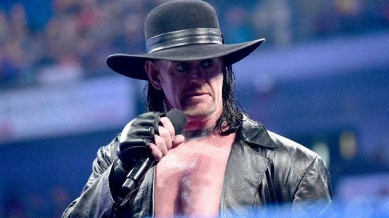 Undertaker Explains Using Steroids Early in His WWE Career