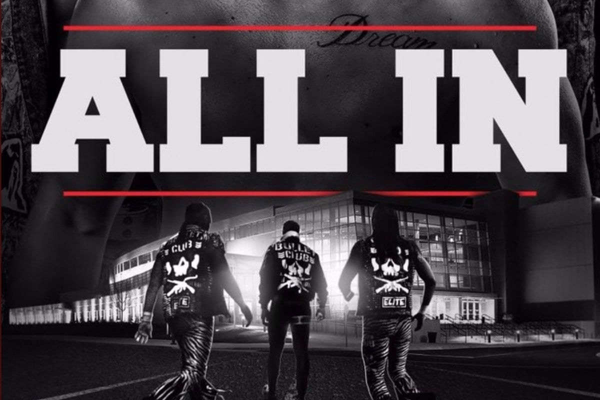 ALL IN Poster, ALL IN 2