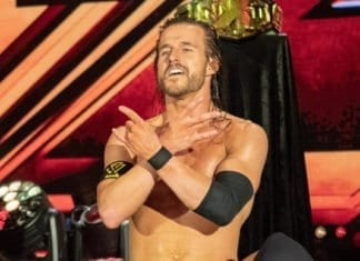 Adam Cole NXT 20 march 2019