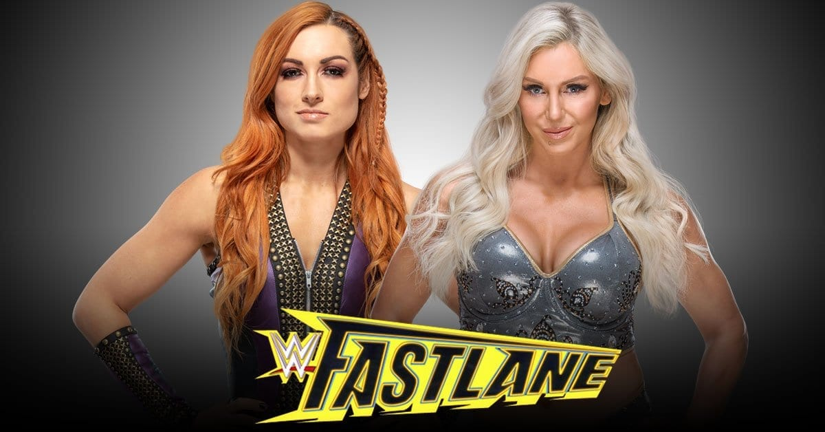 Becky Lynch vs Charlotte Flair - If Becky wins, she will be added to WrestleMania match for RAW Women's Championship