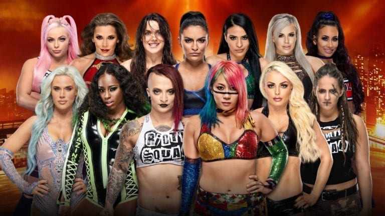 Asuka and 12 others confirmed for Women Battle Royal at WrestleMania
