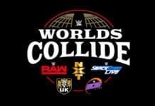 Worlds Collide WrestleMania 35 Axxess Poster