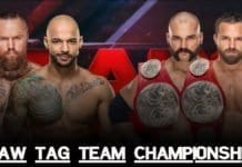 aliester black & ricochet vs the rivival raw tag team championship, aliester black & ricochet vs the rivival raw tag team championship 1 april 2019, aliester black & ricochet vs the rivival 1 april 2019, aliester black & ricochet vs the rivival tag team championship