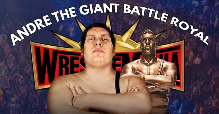 Andre the Giant Battle Royal Confirmed for WrestleMania 35