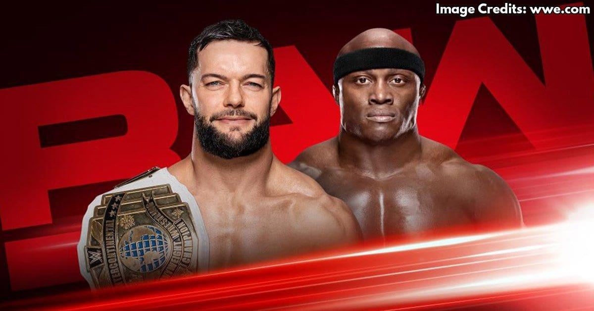 Finn Balor to defend Intercontinental Title at RAW tonight