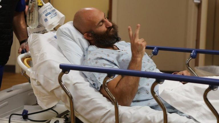 Tommaso Ciampa Likely to Make In-Ring Return in Mid August